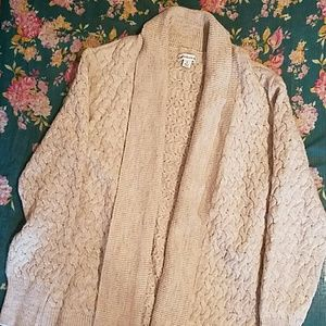 Croft & barrow Cardigan Shrug Sweater